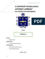 Monografia de Varicela
