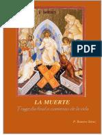 Saenz Ramiro - La Muerte - Tragedia Final o Comienzo de La Vida