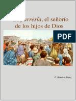 Saenz Ramiro - La Parresia, El Señorio de Los Hijos de Dios