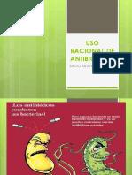 USO RACIONAL DE ANTIBIOTICOS