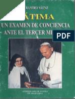SaenzRamiro-Fatima UnExamenDeConcienciaAnteElTercerMilenio