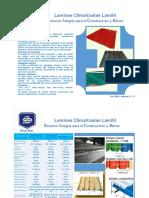 Catalogo Sica Mar Laminas Climatizadas Lamilit s