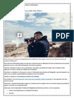9 Técnicas de Fotografia Para Fotos Incríveis e Profissionais