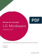 LG Minibeam