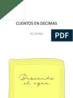 CUENTOS EN DECIMAS.pptx