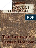 Colonial Gothic - The Legend of Sleepy Hollow