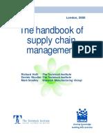Suplly Chain Management Handbook