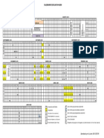 2019-2020 Calendario Escolar, Fairfield-Suisun Unified School District