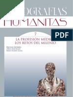 Teoría de Las Profesiones y La Historia Natural de La Profesión Médica