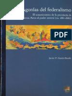 Agonias del federalismo
