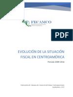 Evolución situación fiscal