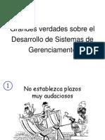 Gerenciamiento - Español