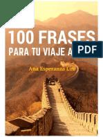 100 Frases Para Tu Viaje a China