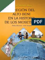 Libro La Region Del Alto Beni en La Historia de Los Mosetenes