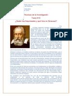 Técnicas de la Investigación biografia arquimides andres vivanco.docx