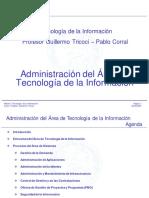 5 - Administración de Recursos Informáticos