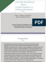 3.Dilema Etik Kedokteran, ARSSI Ritz Carlton 23 Jul 2019 (Dr. Broto Wasisto, MPH).pptx