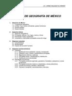 Guia Exam- COMIPEMS - Geografia de México