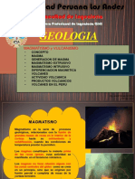 Geologia - Clase III