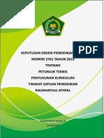 1. Juknis Penyusunan Kurikulum Tingkat Satuan Pendidikan RA.pdf