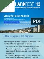 Deep Dive Packet Analysis - Sharkfest