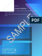 Sample_Artificial Lift Systems Market Analysis and Segment Forecasts to 2025