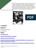 O Príncipe_Maquiave