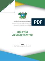 BOLETIM ADMINISTRATIVO AVERBAÇÃO DE TEMPO DE SERVIÇO.PDF