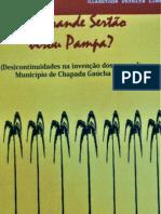 E o Grande Sertão Vai Virar Pampa? (Des)continuidades na invenção dos povos do Município de Chapada Gaúcha (MG)