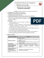 Proceso Cas n 11 Cotizador de Adquisisciones