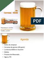Curso Avanzado Elaboracion Cerveza Online