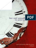 Law Sexuality