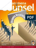 Asian-mena Counsel Legal Magazine, July 2018 - Dispute Resolution v16i8 eVersion