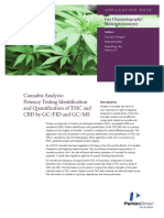 APP Cannabis Analysis Potency Testing Identifification and Quantification 011841B 01