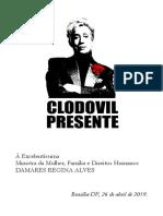 Clodovil Presente - Portfolio