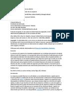 Artículo de Investigación - Endeudamiento en La Valorización de Empresas