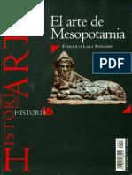 Lara Peinado Federico - El Arte de Mesopotamia