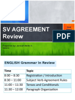 SV Agreement.ppsx