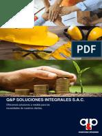 Brochure q&p