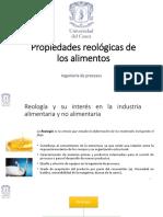 6. Propiedades Reológicas en Materiales Agroindustriales