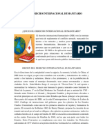 1° FORO DERECHO INTERNACIONAL HUMANITARIO
