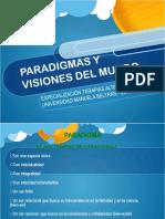 PARADIGMAS Y VISIONES DEL MUNDO.ppt