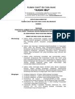 PENETAPAN LEMBAR DATA KESELAMATAN BAHAN MATERIAL SAFETY+