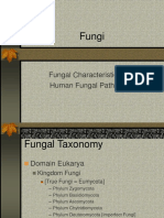 Fungal Basics and Diseases
