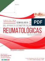 Programa Academico CL Reumatología