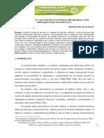 Anais Iiceurca Análise Crítica Das Políticas Externas Brasileiras, Com Destaque Para Os Anos Lula