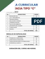 MALLA CURRICULAR LICENCIA TIPO C.pdf