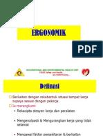 ERGONOMIK