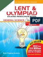 Talent-Olympiad 4 Science Sample