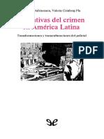Narrativas Del Crimen en Americ - Brigitte Adriaensen.kepub